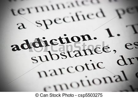Addiction... A Downside to humanity!