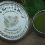 "Wart Bee-Gone Salve ""Emerald Collection"" for the treatment of HPV & Warts."
